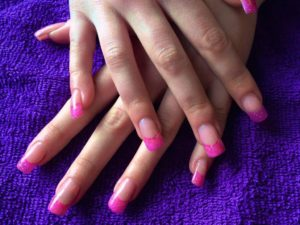 Acryl Nagels - Nail Center Zwolle