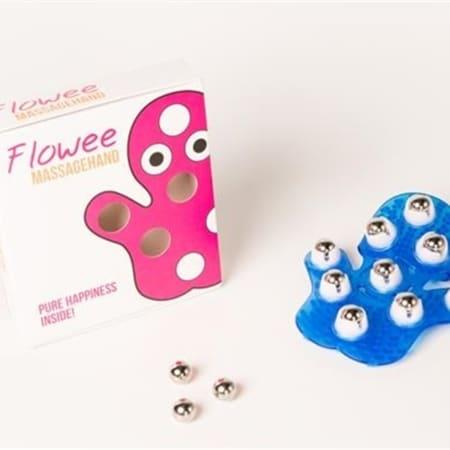 Flowee Massage Hand Blauw (105)