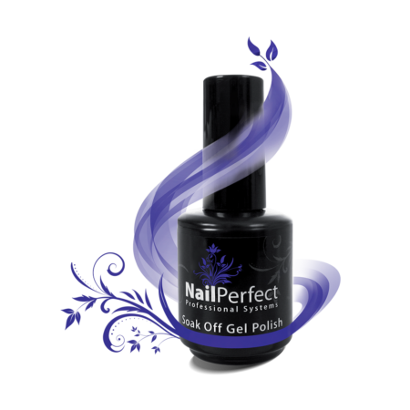 Nail Perfect Soak Off Gel Polish Grape Expectation 112 (77115)