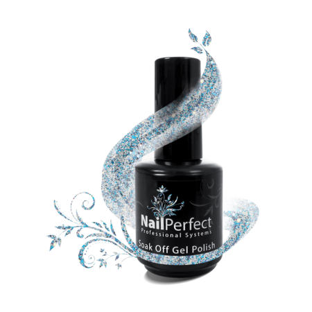 Nail Perfect Soak Off Gel Polish Unusualness 119 (77122)