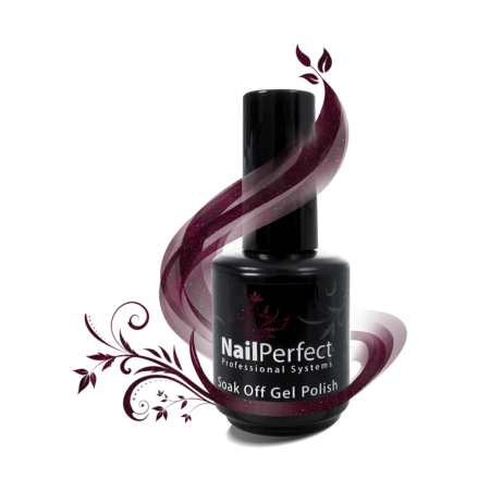 Nail Perfect Soak Off Gel Polish Toxicate Me 122 (77125)