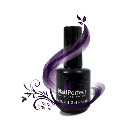 Nail Perfect Soak Off Gel Polish 065 (77067)