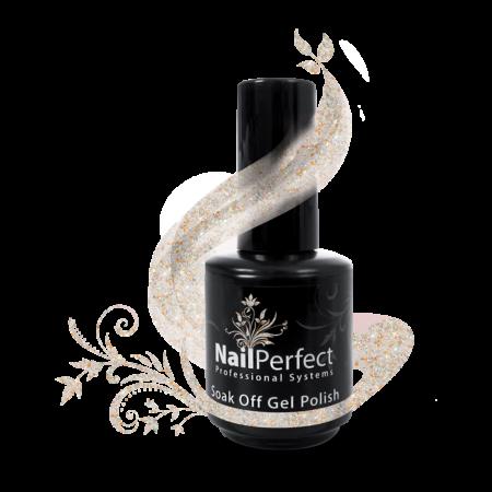 Nail Perfect Soak Off Gel Polish Flash Focus 114 (77117)