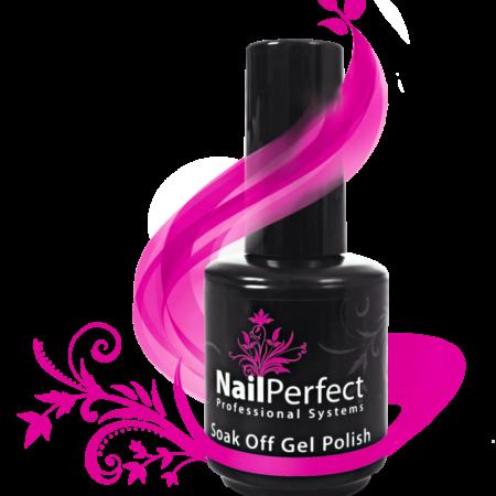 Nail Perfect Soak Off Gel Polish Spring Break Mode 123 (77126)