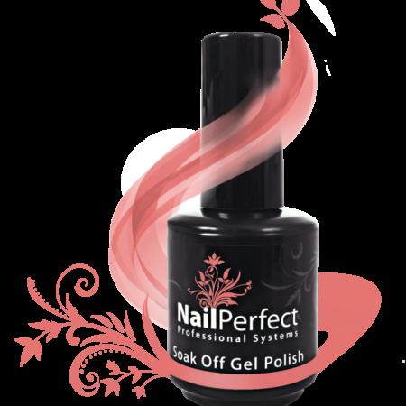 Nail Perfect Soak Off Gel Polish Lets Hang Out 124 (77127)