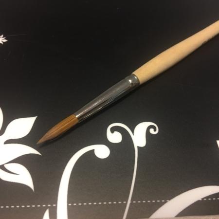 Nail Perfect Kolinsky penseel w306 (9811010)