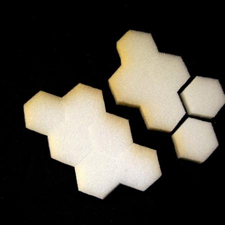 Gel sponsjes wegwerp 80st (2062)