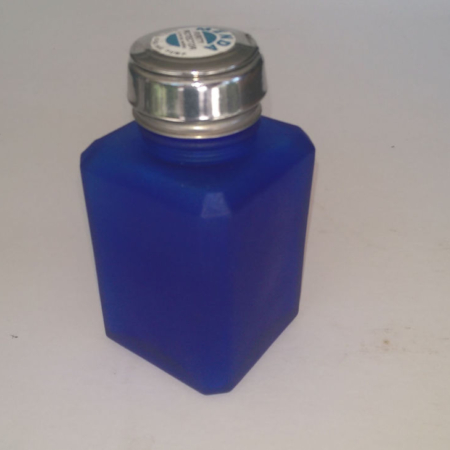 Menda Pomp Blauw glas 6oz (75011)