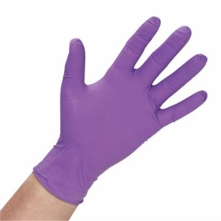 Nitril Paars Handschoenen 100st S (50136112)