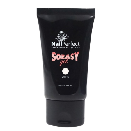 Nail Perfect – SQEASY Gel – White