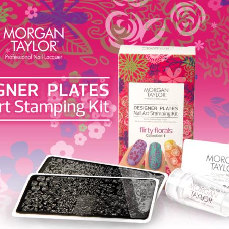 MT Designer Plates Nail Art Stamping Kits