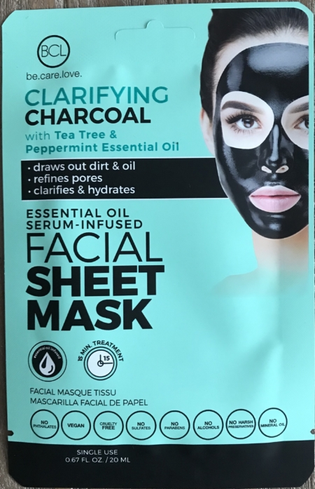 BCL – CLARIFYING Charcoal