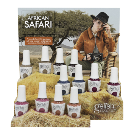 African Safari 2018 – Display 12 stuks