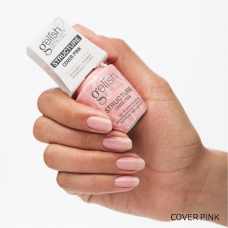 Structure Gel Gelish Cover pink