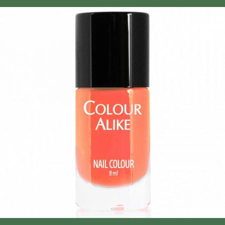 Color Alike Stamping Polish Juicy Tangerine 14