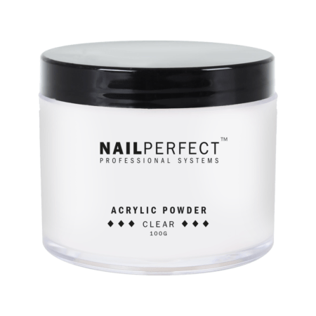 NailPerfect Acryl Poeder Clear 100gr.(1299851002)
