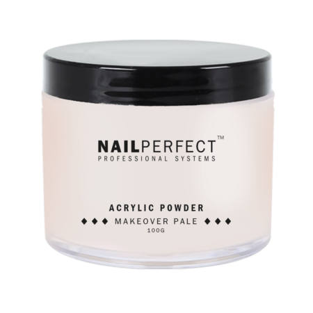 NailPerfect Acryl Poeder Make Over Pale 100gr.(1299851057)
