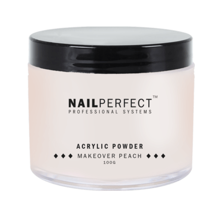 NailPerfect Acryl Poeder MakeOver Peach 100gr.(1299851041)