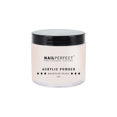NailPerfect Acryl Poeder MakeOver Peach 25gr.(1299851037)