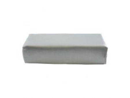 No Label Arm Rest Cushion Skai White