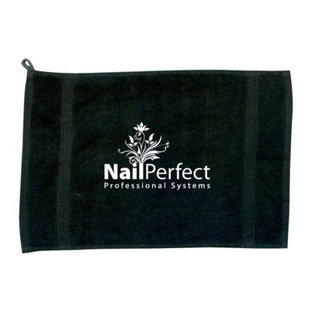 NailPerfect Handdoek Zwart